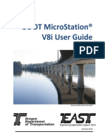 ODOT MicroStation V8i User Guide