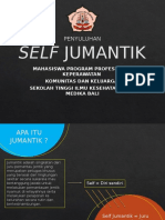 ppt self jumantik