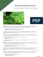 Cinco Efeitos Inesperados de Medicamentos Comuns - VISÃO 17ago2013