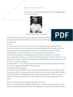 Historia Do Mestre Yasuhiro Konishi