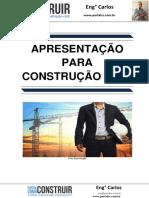 Apresentação para Construção Civil