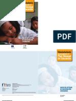 Araujo y Salazar (2010) Hacia Un Sistema de Observación Ciudadana. Informe de Seguimiento Al Plan Decenal de Educación 2006-2010. Quito