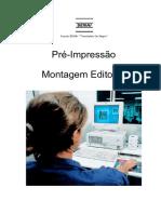 Montagem Editorial