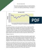 The Stock Market Falls