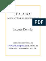Derrida - Palabra.pdf