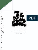 Índices Real Books