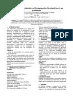 lab N°3 cuantiTitulación Conductimétrica y Determinación Gravimétrica de un precipitado