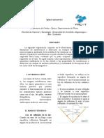 Informe Óptica Geométrica