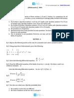 12 2006 Mathematics 1