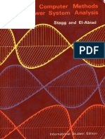 Computer Methods in Power System Analysis- Stagg, El-Abiad
