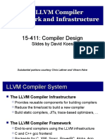 Llvm introduction
