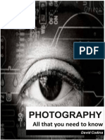 PHOTOGRAPHY. All That You Need to Know - David Codina