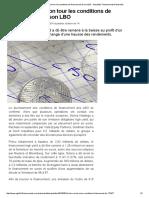 Solera Revoit à Son Tour Les Conditions de Financement de Son LBO - Actualités Financements & Marchés
