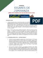 Sermón Hogares de Esperanza2010