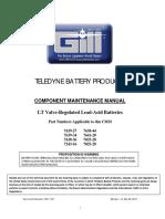 Manual Bateria Gil 7641-20