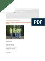 Ejecución de Prácticas de Propagación y Establecimiento Del Cultivo