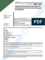 88725048-NBR-14544-Requisitos-Basicos-Para-Protecao-de-Componentes-Sensiveis-as-Descargas-Eletrostaticas.pdf