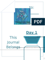 The Rainbow Fish Journal