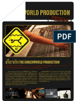 The Underworld Production Thai Version
