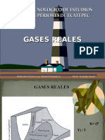 4. Gases Reales