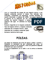 Correas Cadenas