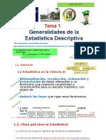 Clases Estadistica Descriptiva 2016 (1)