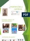 Permanencias y Cambios Sociologia Familia
