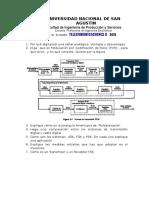 1er Exam Tele2 Unsa 2015