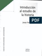 Fontana - Introducción Al Estudio de La Historia