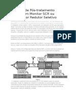 Sistema de Pós-tratamento Diesel