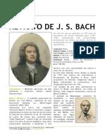 José Malhoa - Retrato de J.S.bach - Museu Da Musica Peca Do Mes Marco 2015