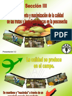 Clases de Poscosecha