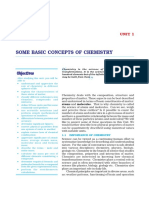 1. Some Basic Concepts of Chemistry