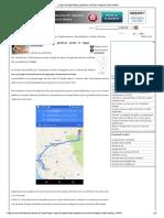 L'App Google Maps Gestisce Anche Le Tappe Intermedie