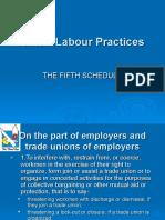 Unfair Labour Practice
