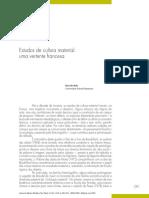 REDE, MARCELO. Estudos de cultura material- uma vertente francesa .pdf