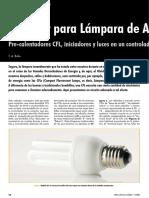 Cebador Para Lampara CFL