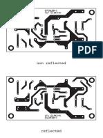 Cebador Para Lampara CFL PCB