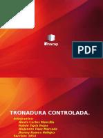 TRONADURA_CONTROLADA