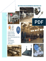 VMF Tecnologia Em Equipamentos Industriais LTDA - Apresentação Em Inglês