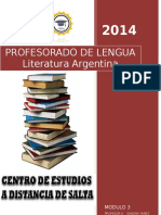 Literatura Argentina 4a-3 m Dulo3lit.argent.