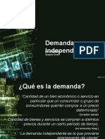 Capitulo. Demanda Independiente.ppt