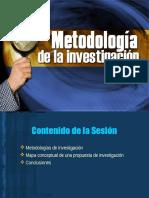 Metodología de La Investigación Parte II- Método A