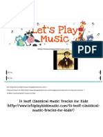 14 Best Classical Music Tracks for Kids - Let's Play Music