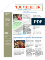 TZUK-DTF June Newsletter