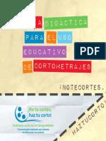 Guia Didactica Cortos Andalucia