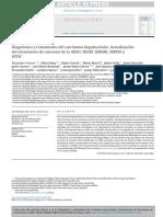 Carcinoma Hepatocelular 2016