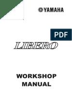 Libero Service Manual