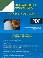 comunicacionrecetacocinanxpowerlite-110318042527-phpapp01.ppt