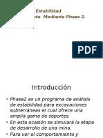Análisis de Estabilidad de Una Frente Phase2